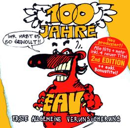 100 JAHRE EAV IHR HABT ES SO GEWOLLT / 2ND ED. EAV, CD