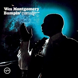 BUMPIN' -LTD- 180 GRAMS VINYL + DOWNLOAD // BACK TO BLACK EDITION WES MONTGOMERY, Vinyl LP