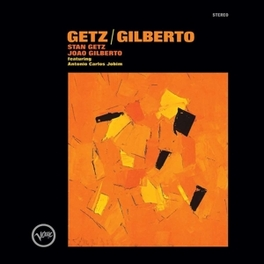GETZ/GILBERTO -HQ- 180GR. / INCL. DOWNLOAD CODE / BACK TO BLACK EDITION GETZ, STAN & JOAO GILBERTO, LP