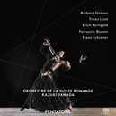 DANCE MUSIC V.2 WORKS OF STRAUSS/LISZT/KORNGOLD/BUSONI/SCHRECKER
