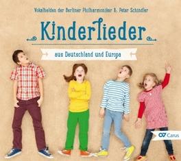 KINDERLIEDER PETER SCHINDLER Peter Schindler, CD