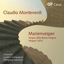 MARIENVESPER LAUTTEN COMPAGNEY/KATSCHNER
