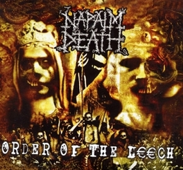 ORDER OF THE LEECH NAPALM DEATH, Vinyl LP