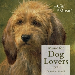 MUSIC FOR DOG LOVERS:CANI V/A, CD