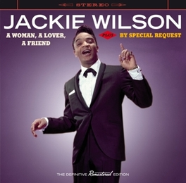 A WOMAN, A LOVER, A.. .. FRIEND/BY SPECIAL REQUEST + 3 BONUS TRACKS JACKIE WILSON, CD