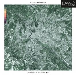 CHAMBER WORKS NO.1 VARIOUS K. HVOSLEF, CD