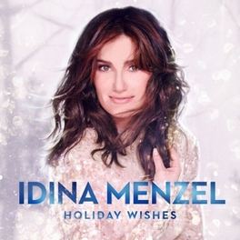 HOLIDAY WISHES KNOWN FOR THE SONG 'LET IT GO' FROM FROZEN IDINA MENZEL, CD