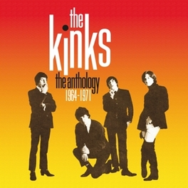 ANTHOLOGY '64-'71 -7'+CD- 5CD+7' / INCL. BOOKLET The Kinks, CD