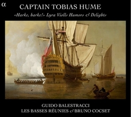 HARKE, HARKE! LES BASSES REUNIES/BRUNO COCSET T. HUME, CD