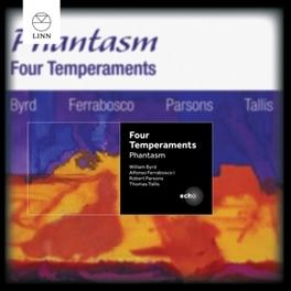 FOUR TEMPERAMENTS PHANTASM, CD