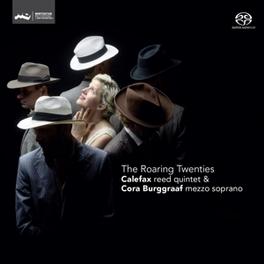 ROARING TWENTIES GERSHWIN/BRITTEN/WEILL CALEFAX/CORA BURGGRAAF, CD