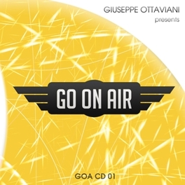 GO ON AIR/2014 GIUSEPPE OTTAVIANI PRESENTS V/A, CD