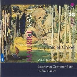 DAPHNIS ET CHLOE WDR RUNDFUNKCHOR/BEETHOVENORCHESTER BONN M. RAVEL, CD