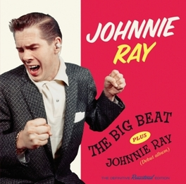 THE BIG BEAT/JOHNNIE RAY PLUS 7 BONUS TRACKS JOHNNIE RAY, CD