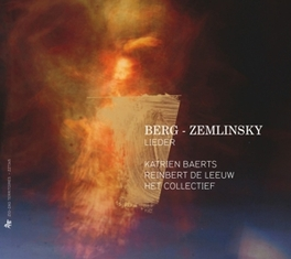 LIEDER KATRIEN BAERTS/REINBERT DE LEEUW/COLLECTIEF BERG/ZEMLINSKY, Audio Visuele Media