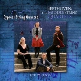 MIDDLE STRING QUARTETS CYPRESS STRING QUARTET Cypress String Quartet, CD