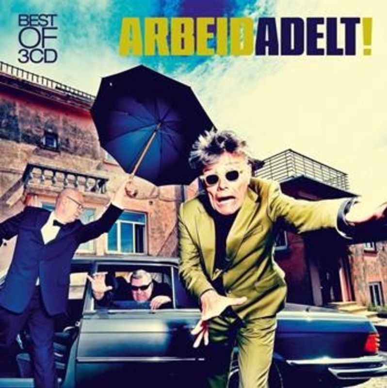BEST OF ARBEID ADELT, CD
