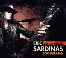 BOOMERANG & BIG MOTO ERIC SARDINAS, CD