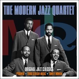 ORIGINAL JAZZ CLASSICS MODERN JAZZ QUARTET, CD