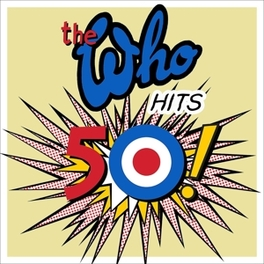 WHO HITS 50 -BEST OF WHO, CD
