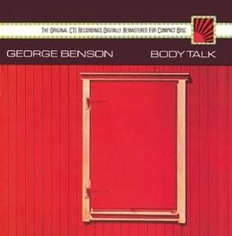BODY TALK *1973 STUDIO ALBUM ORIGINALLY RELEASED ON CTI RECORDS* GEORGE BENSON, CD