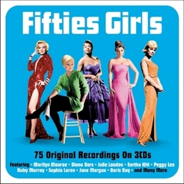 FIFTIES GIRLS V/A, CD