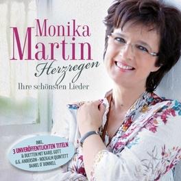 HERZREGEN IHRE.. .. SCHONSTEN LIEDER MONIKA MARTIN, CD