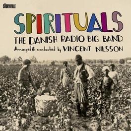 SPIRITUALS DANISH RADIO BIG BAND, CD