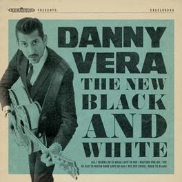 NEW BLACK AND WHITE -EP- DANNY VERA, CD