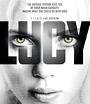 Lucy, (Blu-Ray)