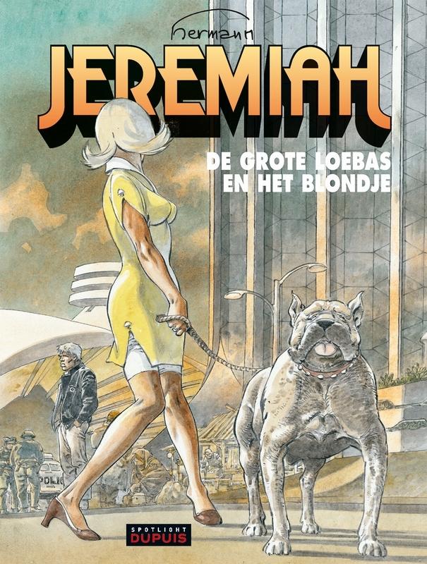 JEREMIAH 33. DE GROTE LOEBAS EN HET BLONDJE JEREMIAH, Hermann, Paperback