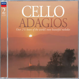 CELLO ADAGIOS HEINRICH SCHIFF/JULIAN LLOYD WEBBER Audio CD, V/A, CD