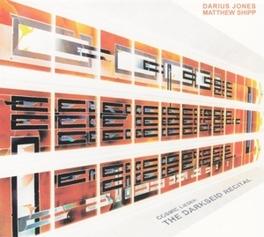 DARKSEID RECITAL JONES, DARIUS & MATTHEW S, CD