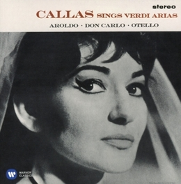 VERDI ARIAS 2 MARIA CALLAS, CD