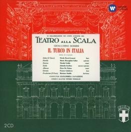 IL TURCO IN ITALIA MARIA CALLAS G. ROSSINI, CD