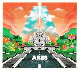 ROAD TRIP *DEBUT ALBUM FOR DUTCH HIP-HOPPER ON TOPNOTCH LABEL* ARES, CD