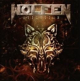 EVILUTION WOLFEN, CD