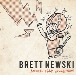 AMERICAN FOLK ARMAGEDDON BRETT NEWSKI, CD