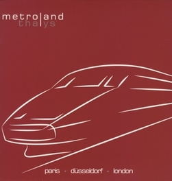 THALYS -LP+CD- INCL. CD METROLAND, 12' Vinyl