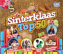 SINTERKLAAS TOP 50 - 2014 V/A, CD