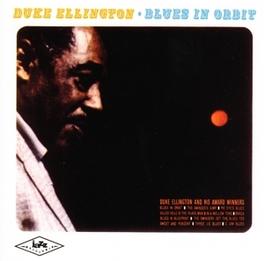BLUES IN ORBIT *1960 BIG BAND ALBUM REC. AT 'RADIO RECORDERS L.A.'+ 8* DUKE ELLINGTON, CD