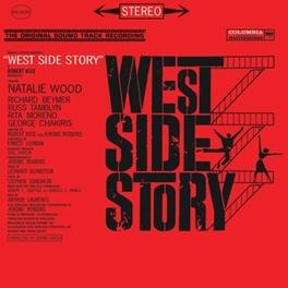 WEST SIDE STORY *DELUXE* 180 GR / GATEFOLD / PVC SLEEVE OST, Vinyl LP