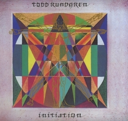 INITIATION 1975 ALBUM, DELUXE CASEBOUND BOOK EDITION TODD RUNDGREN, CD