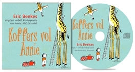 KOFFERS VOL ANNIE ERIC BEEKERS, CD