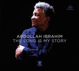 SONG IS MY STORY -CD+DVD- ABDULLAH IBRAHIM, CD