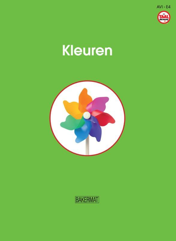 Kleuren DE TAALBENDE, Juliëtte Rosenkamp, Hardcover