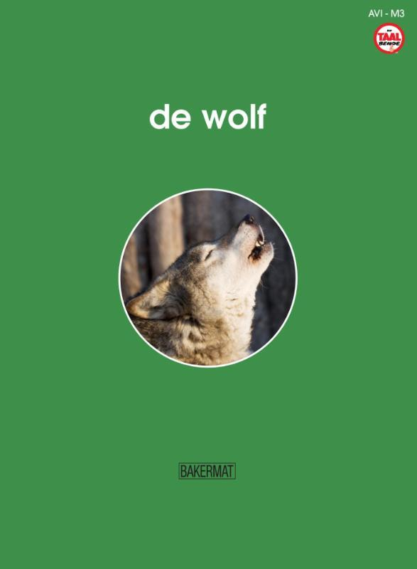 De wolf DE TAALBENDE, Geyskens, Emy, Hardcover