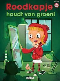 Roodkapje houdt van groen DE TAALBENDE, Rosenkamp, Juliëtte, Hardcover