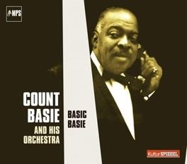 BASIC BASIE Count Basie Orchestra, CD