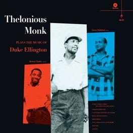 PLAYS THE MUSIC OF.. .. DUKE ELLINGTON/ 1 BONUS TRACK/ 180GR. THELONIOUS MONK, Vinyl LP